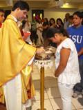 Semana Santa 2010 - Páscoa do Senhor e Batizado